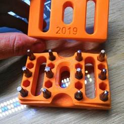 Download 3D printing models tip box, tutoche97