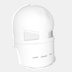 3D print files Iron Man Mrk 1 Helmet, RyanMcDonell41