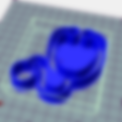 Fichier STL Biscuits pour stéthoscope à découper les biscuits STETHOSCOPE, avmbue