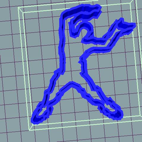 Télécharger objet 3D FORTNITE - BISCUITS À DÉCOUPER BISCUITS À DÉCOUPER BISCUITS À DÉCOUPER, avmbue