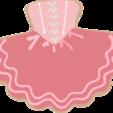 STL files tutu cookie cutter dancer Cookies Cutter Ballet, avmbue
