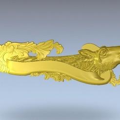 Free 3D printer files sheep decoraton, 3Dprintablefile