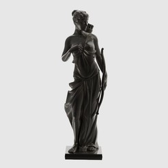 Descargar archivo 3D gratis Estatua de arte amazónico del imperio griego romano, 3Dprintablefile