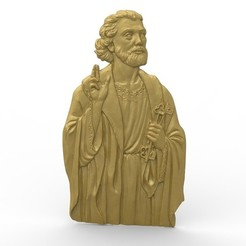 Descargar diseños 3D gratis Arte religioso, 3Dprintablefile