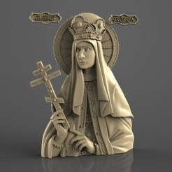 Download free 3D printing models Religious frame cnc art router, 3Dprintablefile