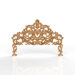 Télécharger objet 3D gratuit décoration d'art renaissance, 3Dprintablefile