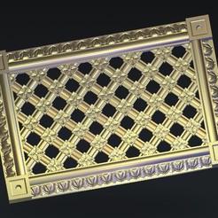 Télécharger fichier imprimante 3D gratuit renaissance de la décoration, 3Dprintablefile