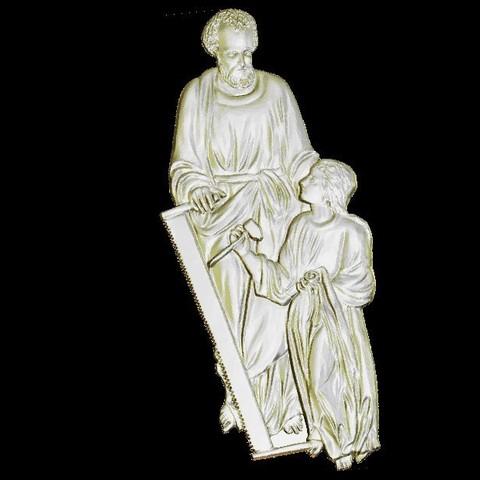 Télécharger modèle 3D gratuit fille sculptant avec son maître, 3Dprintablefile