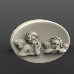 Download free 3D print files two angels cnc router machine 3D art, 3Dprintablefile