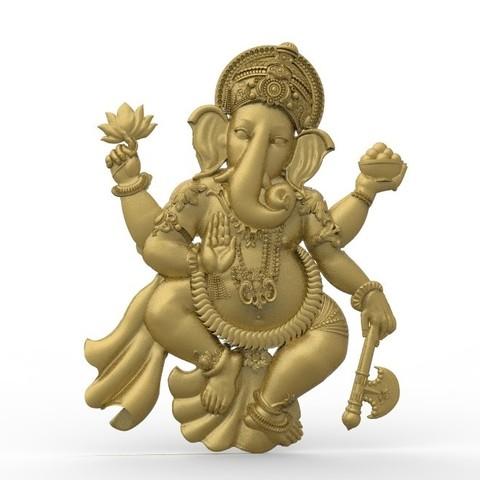 Télécharger fichier imprimante 3D gratuit éléphant bras multiples dieu bouddhisme, 3Dprintablefile