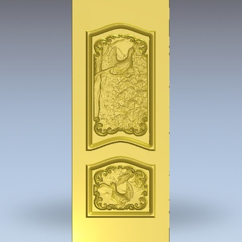 Download free 3D model pheasant tetra, 3Dprintablefile