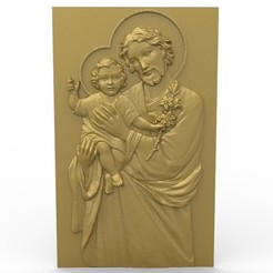 Download free 3D printing models religious art, 3Dprintablefile