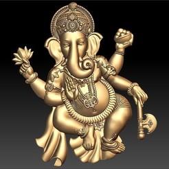 Descargar modelos 3D gratis dios indio crishna, 3Dprintablefile