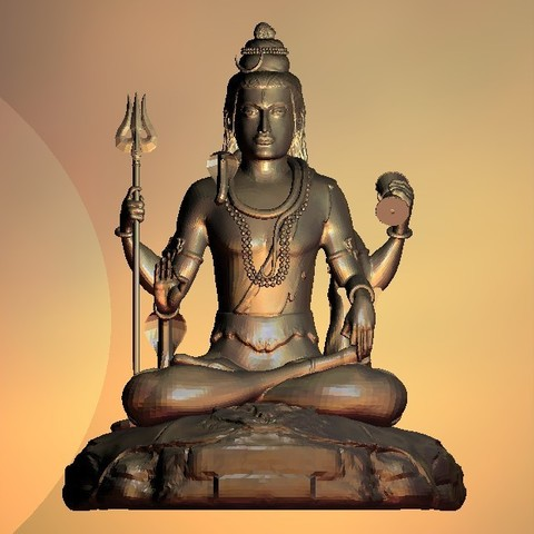 Download free 3D printing files wonderful boudha sculpture, 3Dprintablefile