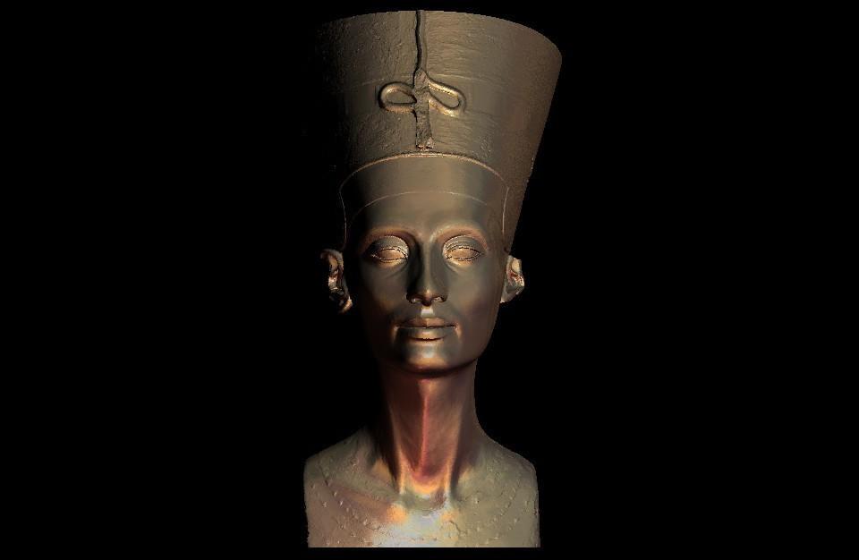 2.jpg Download free STL file nephertiti egyptian art • 3D print model, 3Dprintablefile