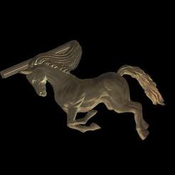 Télécharger fichier imprimante 3D gratuit Pince à cravate pour cheval, 3Dprintablefile