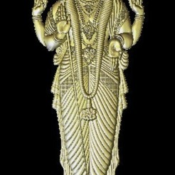 Free 3D printer model Buddha god, 3Dprintablefile