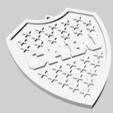 Download STL Llabero mouth 2C, otter3d