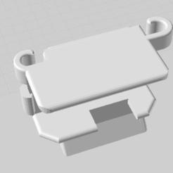 Télécharger fichier imprimante 3D gratuit FlyingBear P905X Support de fil d'extrudeuse double et conduit de ventilateur, otter3d