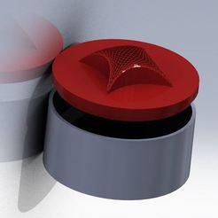 mind_blowin_box1.jpg Download free STL file Mind Blowing little Box • 3D printer model, bichon205