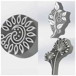 WhatsApp Image 2020-10-09 at 9.02.25 PM.jpeg Download STL file clay pottery printing block x3 Pack • 3D printable design, bichon205