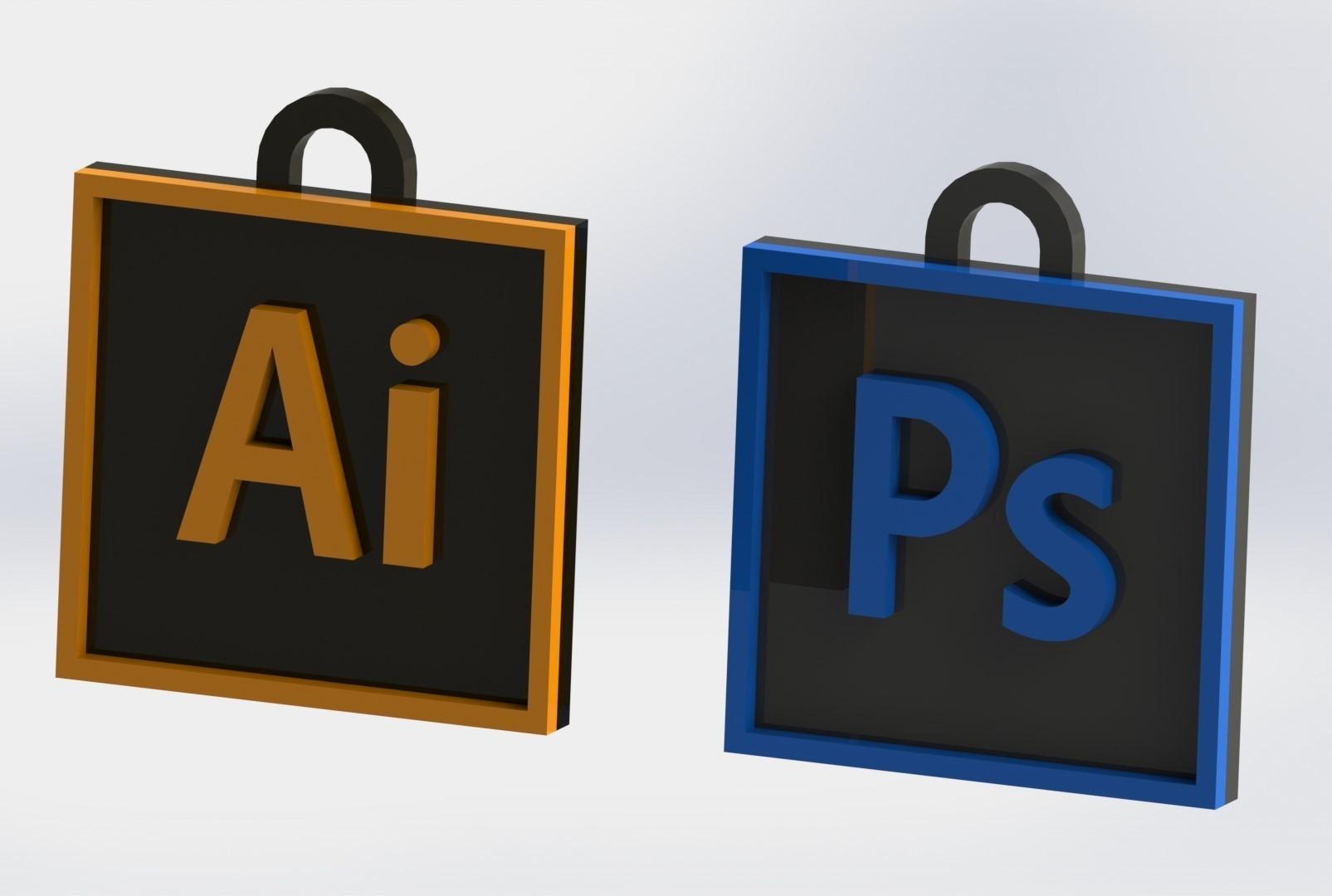 llaveros.JPG Télécharger fichier STL gratuit Adobe photoshop ilustrator • Plan pour impression 3D, bichon205