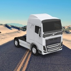 volvo.6.jpg Télécharger fichier STL Volvo globe-trotter • Modèle pour impression 3D, bichon205