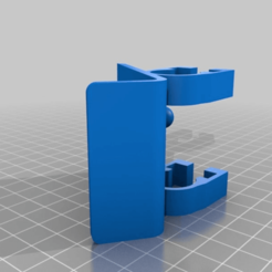 Download free 3D printer designs 2020 Raspberry Pi holder with camera mount, kotzas