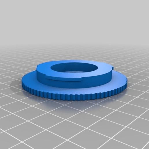 Download free STL file Pinhole • Object to 3D print, kotzas