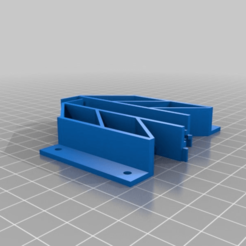 Download free STL Makerbeam Arduino holder - 100mm v2, kotzas