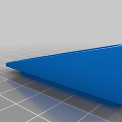 475e9e4fb8163926ce4ca7653279464f.png Download free STL file 15 deg stackable alarm clock wedge • 3D printing object, kotzas