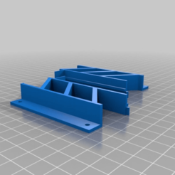 Download free 3D printer templates Makerbeam Arduino holder - 100mm, kotzas