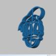Télécharger STL canard donald à l'emporte-pièce, 3d4you