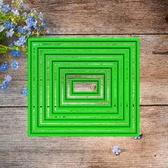 2020-12-20_10-20-14.png Télécharger fichier STL ensemble de rectangles à l'emporte-pièce 1-7cm • Objet pour impression 3D, 3d4you