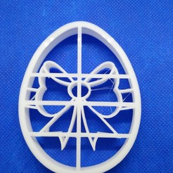 STL files COOKIE CUTTER EASTER EGG, 3d4you