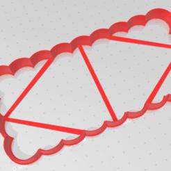 Download 3D printer templates cookie cutter frames, 3d4you