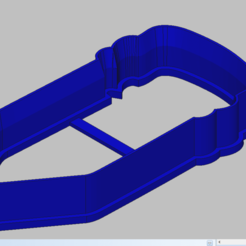 Download 3D printing designs cookie cutter pencil pen, 3d4you