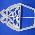 Descargar modelo 3D corte de galletas Pascua, 3d4you