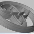 Télécharger modèle 3D moule à biscuits toyota, 3d4you