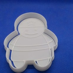 Download STL soldier cookie cutter, 3d4you