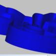 Télécharger modèle 3D cerf à l'emporte-pièce, 3d4you