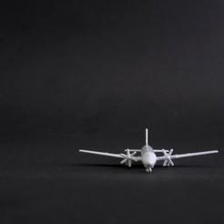 paint 10 - IMG_2975 copy.jpg Download STL file British Aerospace ATP Scale 1:500 • 3D printer model, heri__suprapto