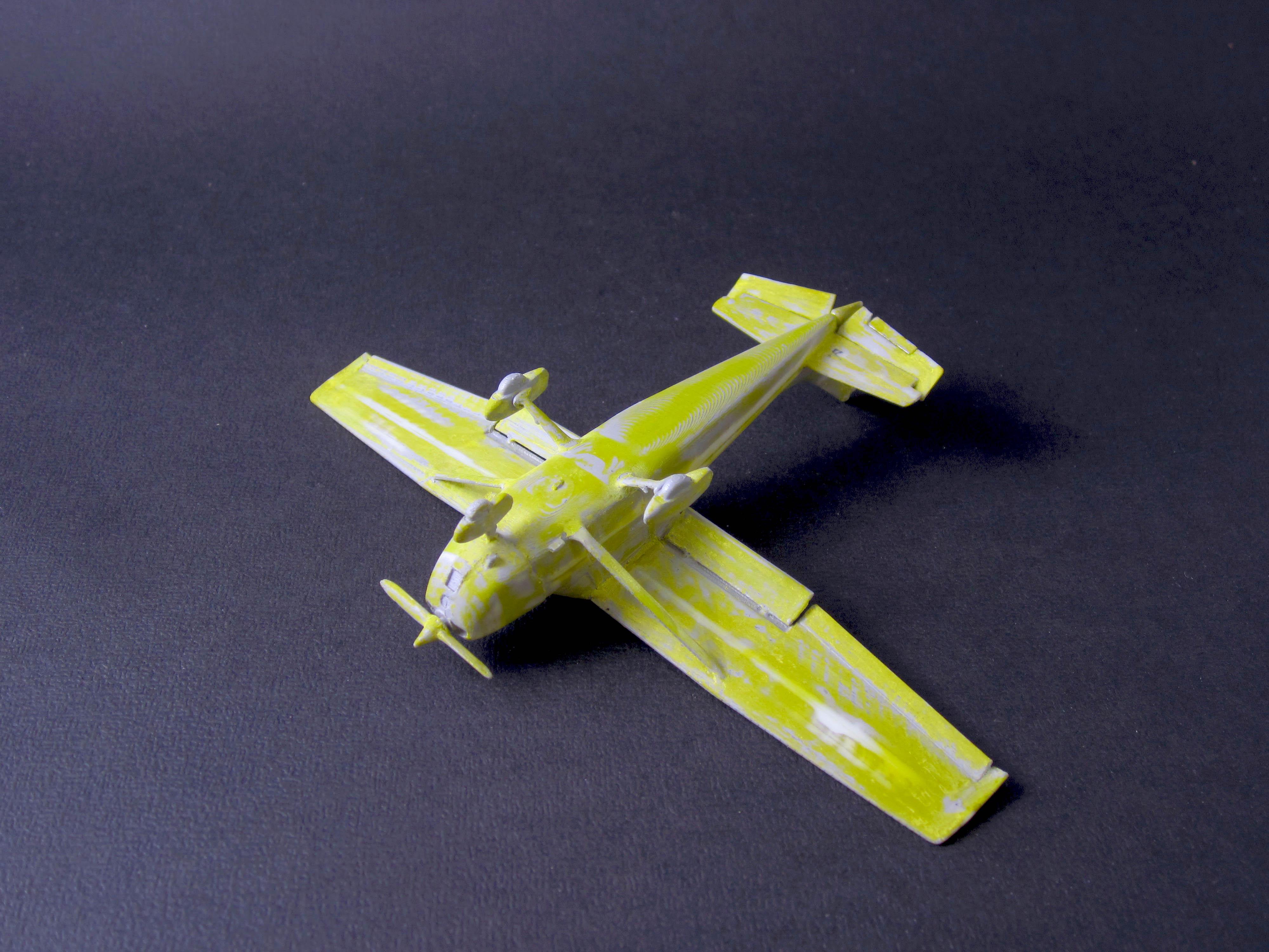 2 cessna 172 skyhawk - pla - prime and putty 3 - IMG_2348 copy.jpg Download free STL file Cessna 172 Skyhawk 1:72 • 3D print design, heri__suprapto