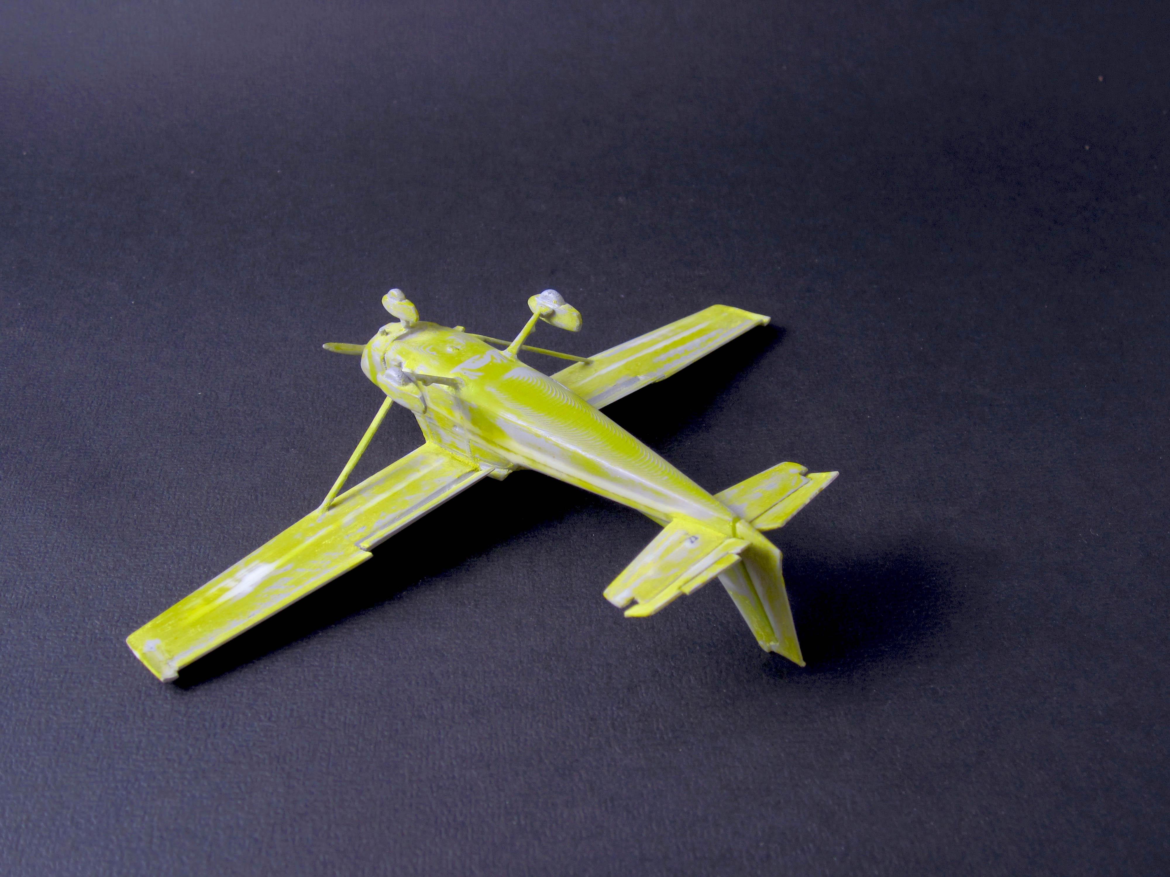 2 cessna 172 skyhawk - pla - prime and putty 2 - IMG_2347 copy.jpg Download free STL file Cessna 172 Skyhawk 1:72 • 3D print design, heri__suprapto