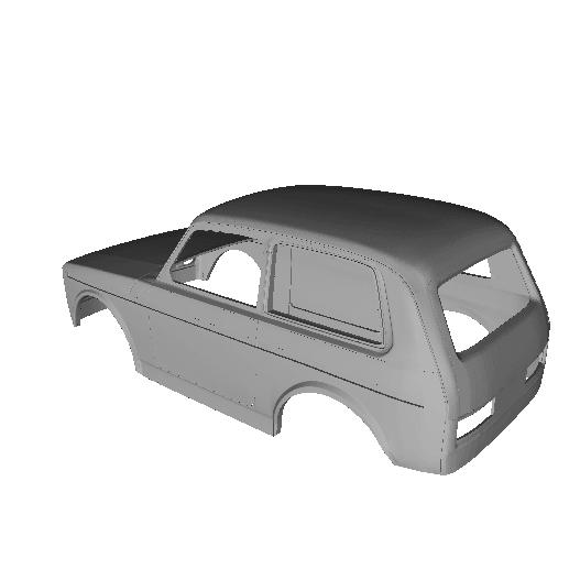 Без названия (1).png Download STL file Lada Niva  • 3D printing template, serega1337