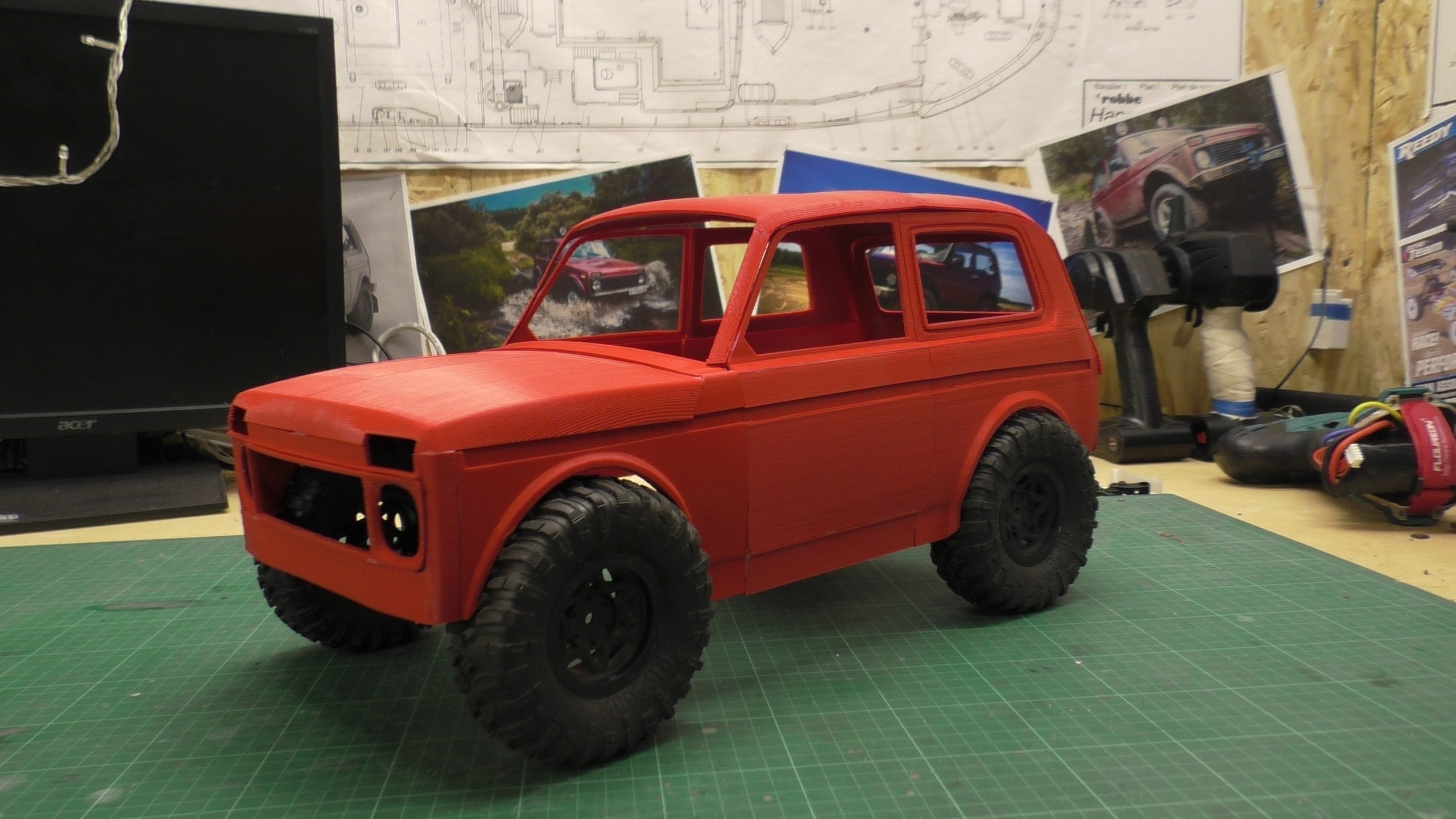 4xrAyn5iDhE.jpg Download STL file Lada Niva  • 3D printing template, serega1337