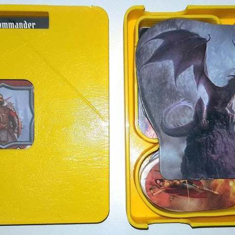 a711f6c80cc09b11342b7e94c4cdddc3_display_large.jpg Télécharger fichier STL gratuit Solution de stockage complet Gloomhaven (Monsters/Overlays/Cartes) • Objet pour impression 3D, rsegers