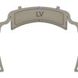 Descargar archivos 3D gratis Visiere covid-19, louis1605