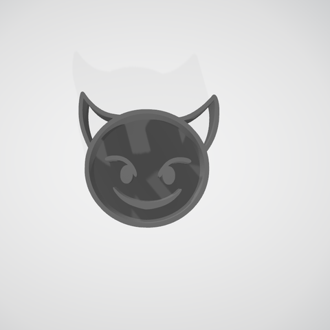 Objet 3D Emporte Piece Smiley , Linkalex
