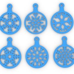 Download 3D printer designs Christmas Sphere, jdanaisp